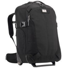 "Eagle Creek EC Adventure Carry-On Suitcase-Backpack - Rolling, 22"" in Black - Closeouts"