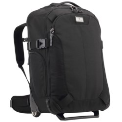 "Eagle Creek EC Adventure Carry-On Suitcase-Backpack - Rolling, 22"" in Black"