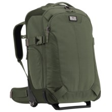 "Eagle Creek EC Adventure Carry-On Suitcase-Backpack - Rolling, 22"" in Olive - Closeouts"