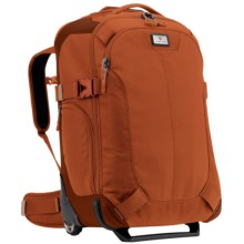 "Eagle Creek EC Adventure Carry-On Suitcase-Backpack - Rolling, 22"" in Sienna - Closeouts"
