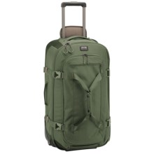 "Eagle Creek EC Adventure Duffel Bag - 30"", Rolling in Olive - Closeouts"
