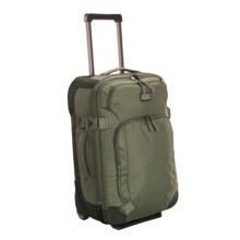 """Eagle Creek EC Adventure Upright Suitcase - 22"""", Rolling in Olive - Closeouts"""