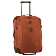 "Eagle Creek EC Adventure Upright Suitcase - 25"", Rolling in Sienna - Closeouts"