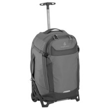 Eagle Creek EC Lync System 22 Rolling Carry-On Suitcase - Collapsible in Graphite - Closeouts
