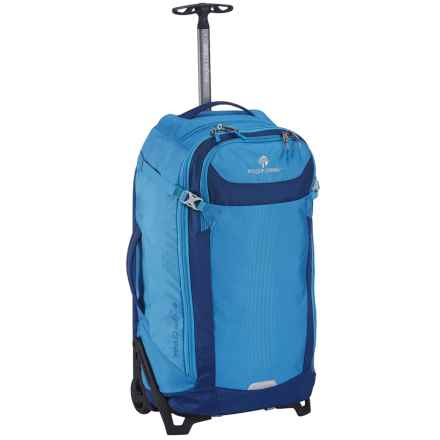 "Eagle Creek EC Lync System Rolling Suitcase - 26"", Collapsible in Brilliant Blue - Overstock"