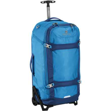 "Eagle Creek EC Lync System Rolling Suitcase - 29"", Collapsible in Brilliant Blue - Overstock"