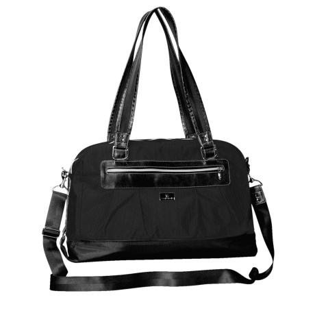 Eagle Creek Emerson Carryall Shoulder Bag (For Women) in Black