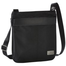 Eagle Creek Everywhere Crossbody Bag - Expandable in Black - Closeouts