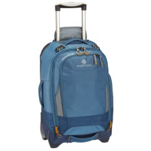 "Eagle Creek Flip SwitchCarry-On Backpack-Suitcase - Rolling, 22"" in Slate Blue - Closeouts"