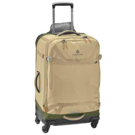 "Eagle Creek Gear Warrior AWD Spinner Suitcase - 29"" in Tan/Olive - Closeouts"