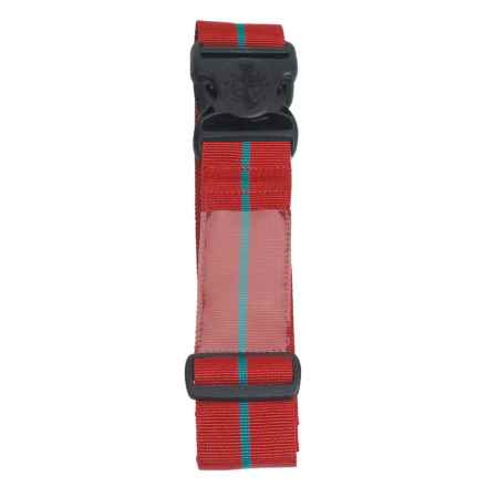 Eagle Creek ID Luggage Strap in Cherry Red - Closeouts
