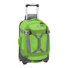 "Eagle Creek Load Warrior LT Upright Duffel Bag - 22"", Rolling in Cactus Green - Closeouts"