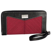 Eagle Creek Marian Zip-Around Travel Wallet (For Women) in Rio Red Stratus - Closeouts