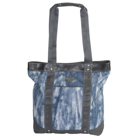 Eagle Creek Marta Tote Bag in Mist Blue