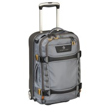 Eagle Creek Morphus 22 Suitcase-Backpack - Rolling in Stone Grey - Closeouts
