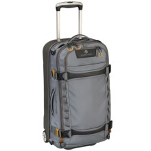 Eagle Creek Morphus 30 Suitcase-Backpack - Rolling in Stone Grey - Closeouts