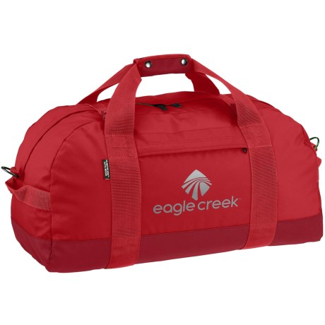Eagle Creek No Matter What 30L Duffel Bag - Small in Firebrick