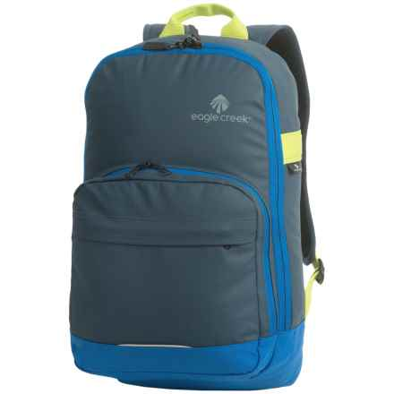 Eagle Creek No Matter What Classic Backpack - 18L in Slate Blue - Closeouts