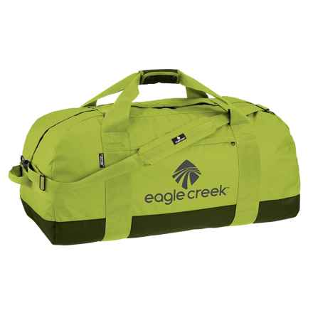 Eagle Creek No Matter What Duffel Bag - Large in Strobe Green - Closeouts