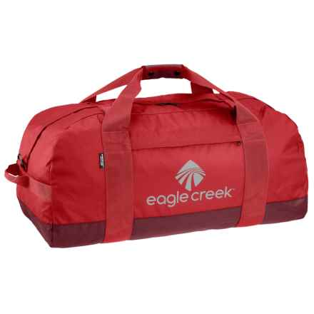 Eagle Creek No Matter What Duffel Bag - Medium in Firebrick - Closeouts