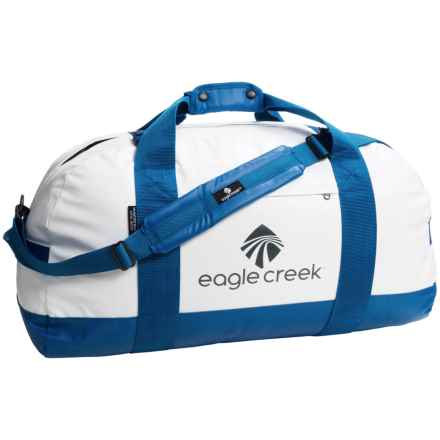 Eagle Creek No Matter What Duffel Bag - Medium in White/Cobalt - Closeouts