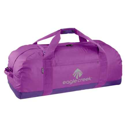 Eagle Creek No Matter What Duffel Bag - X-Large in Grape - Closeouts