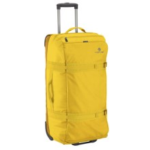 "Eagle Creek No Matter What Flatbed Rolling Duffel Bag - 28"" in Canary - 2nds"