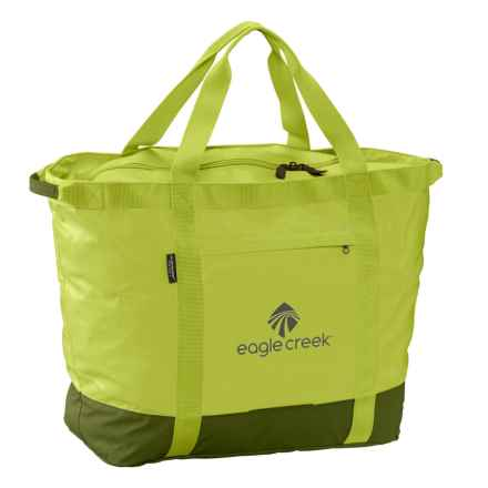 Eagle Creek No Matter What Gear Tote Bag - Large in Strobe Green - Closeouts