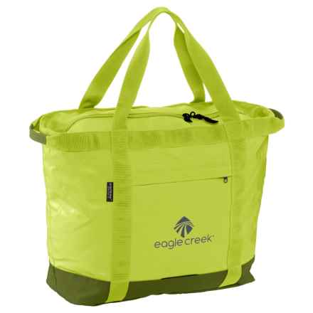 Eagle Creek No Matter What Gear Tote Bag - Medium in Strobe Green - Closeouts