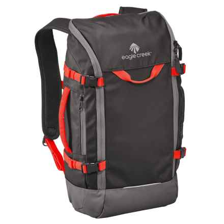 Eagle Creek No Matter What Top-Load Backpack in Black - Closeouts