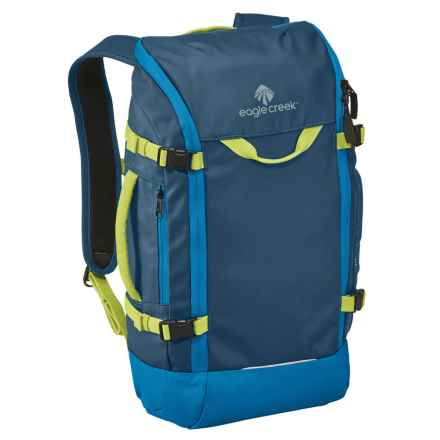 Eagle Creek No Matter What Top-Load Backpack in Slate Blue - Closeouts
