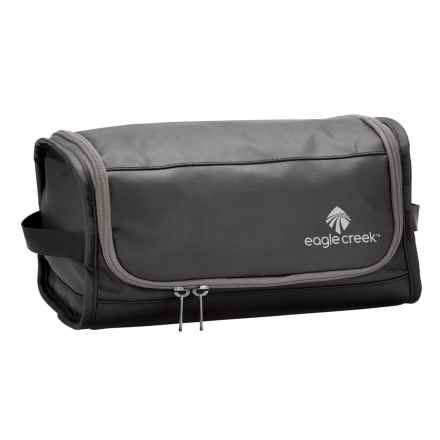 Eagle Creek Pack-It® Bi-Tech Trip Kit Toiletry Bag in Black - Closeouts