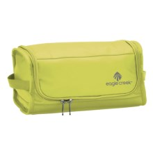 Eagle Creek Pack-It® Bi-Tech Trip Kit Toiletry Bag in Strobe Green - Closeouts