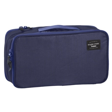 Eagle Creek Pack-It® Converge 2-Sided Compression Cube in Galaxy Blue