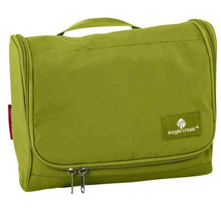 Eagle Creek Pack-It® On Board Micro-Weave Toiletry Bag in Fern Green - Closeouts