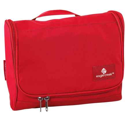 Eagle Creek Pack-It® On Board Micro-Weave Toiletry Bag in Red Fire - Overstock