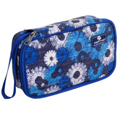 Eagle Creek Pack-It® Original Quilted Quarter Cube - XS in Daisy Chain Blue - Closeouts