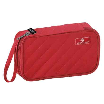 Eagle Creek Pack-It® Original Quilted Quarter Cube - XS in Red Fire
