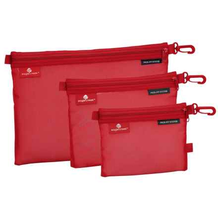 Eagle Creek Pack-It® Original Sac Set - 3-Piece in Red Fire - Overstock