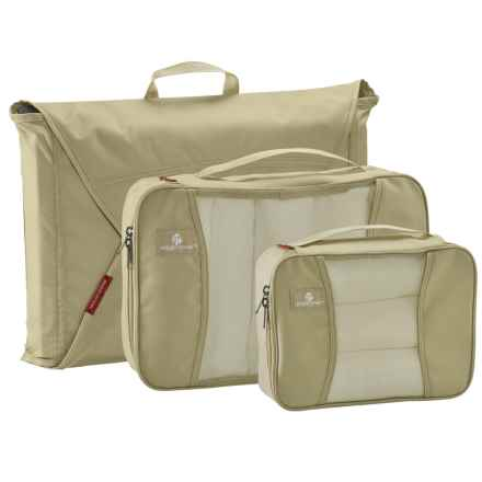 Eagle Creek Pack-It® Original Starter Set - 3-Piece in Tan - Closeouts