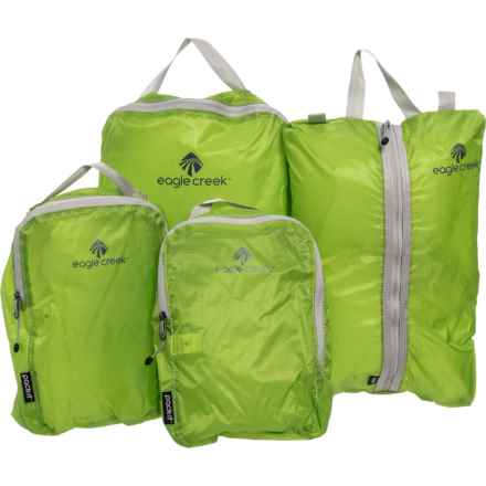 Eagle Creek Pack-It® Specter Carry-On Set - 4-Piece in Strobe Green - Closeouts