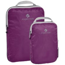 Eagle Creek Pack-It® Specter Compression Cube Set - 2-Piece in Grape - Closeouts