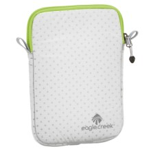 Eagle Creek Pack-It® Specter Mini-Tablet Sleeve in White/Strobe - Closeouts
