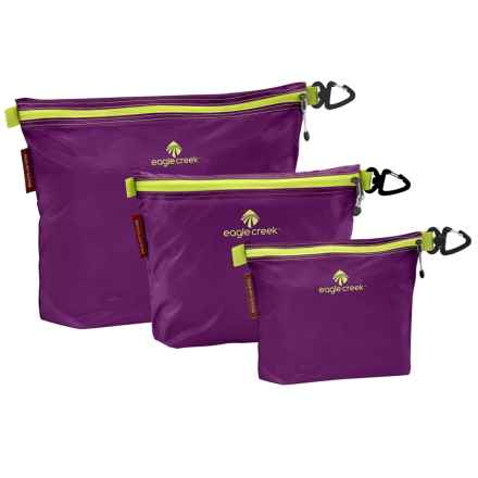 Eagle Creek Pack-It® Specter Sac Set - Three-Piece in Grape/Strobe - Closeouts