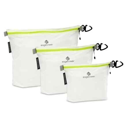 Eagle Creek Pack-It® Specter Sac Set - Three-Piece in White/Strobe - Overstock
