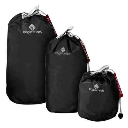 Eagle Creek Pack-It® Specter Stuffer Set - Mini, 3-Pack in Ebony - Closeouts