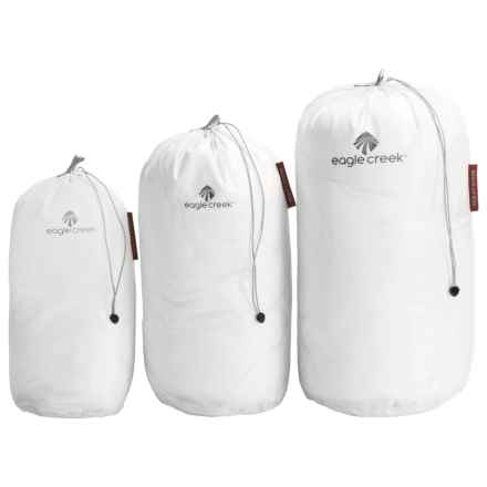 Eagle Creek Pack-It® Specter Stuffer Set - Small, Medium and Large in White/Strobe - Closeouts