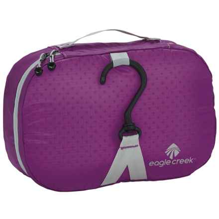 Eagle Creek Pack-It® Specter Wallaby Toiletry Kit - Small in Grape - Closeouts