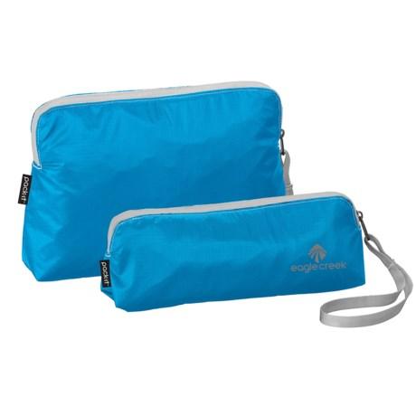 Eagle Creek Pack-It® Specter Wristlet Set - 2-Piece in Brilliant Blue