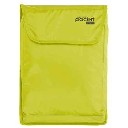 Eagle Creek Pack-It® Sport Garment Envelope in Strobe Yellow - Closeouts